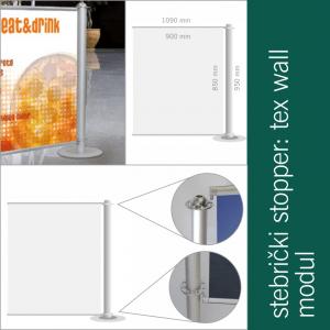 stebrički stopper tex wall