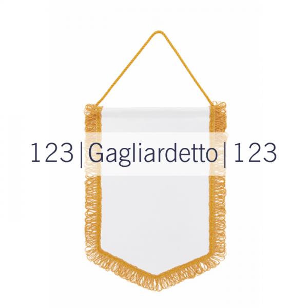 Zastavica-Gagliardetto