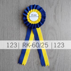 Rozeta-Kokarda-60/25_YB